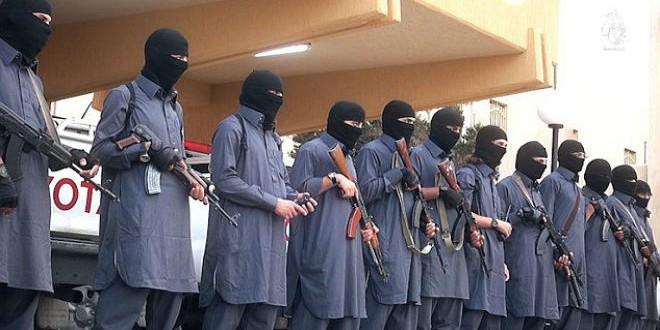 شرطة داعش بمدينة سرت