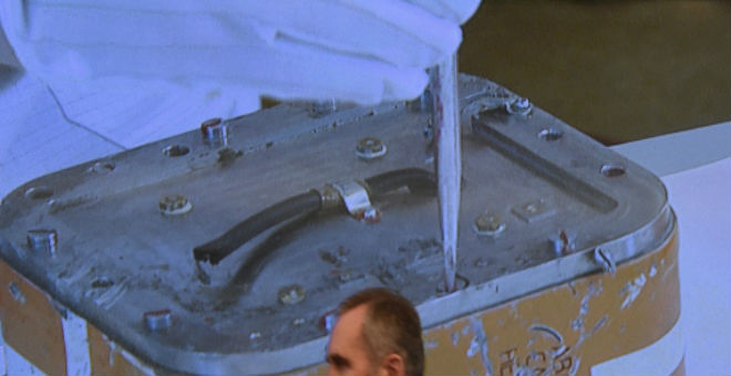 مسؤول روسي: استرجاع بيانات الصندوق الأسود للطائرة سوخوي-24 مستحيل!!