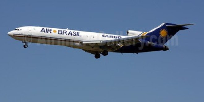 طائرة برازيلية