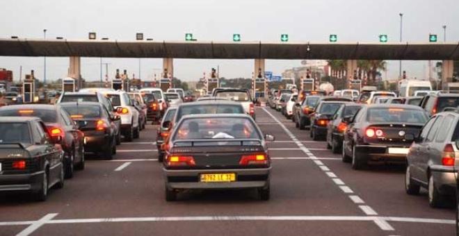 دعوة لمستعملي  الطرق السيارة بالمغرب  لتنظيم تنقلاتهم في رأس السنة
