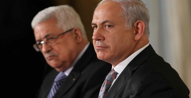 بعد محاولة اقتحام منزله..نتانياهو يعتذر لعباس
