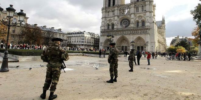 تشديد الإجراءات الأمنية بفرنسا