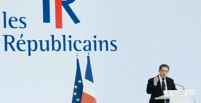 بعد فوزه ساركوزي يؤكد: لا ننسى الإنذارات الموجهة للسياسيين الفرنسيين