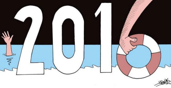هكذا استقبل رسامو الكاريكاتير في المغرب سنة 2016