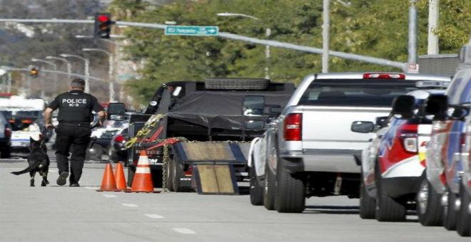 مقتل شخصين يشتبه في تورطهما في هجوم كاليفورنيا الأمريكية