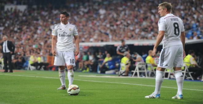 كروس :  ريال مدريد سيقاتل على جميع الألقاب