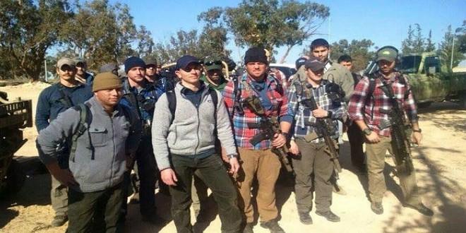 الكومندو الأمريكي الذي حل بقاعدة الوطية بغرب ليبيا