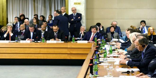 مؤتمر روما حول ليبيا