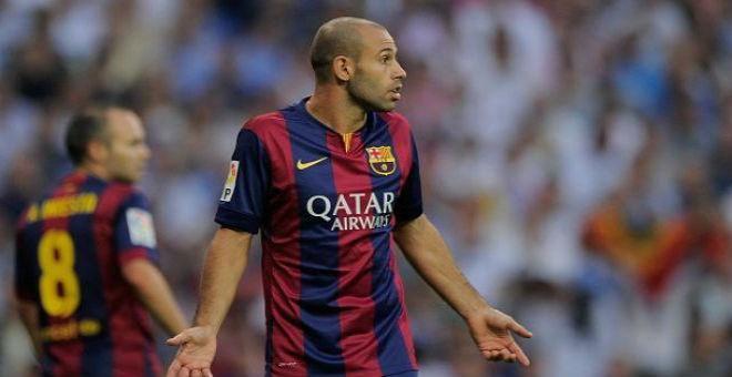 الحكم على مدافع برشلونة ماسكيرانو بعقوبة حبسية