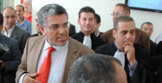 اتفاق بين وزارة العدل والمحامين المغاربة بشأن  المساعدة القضائية