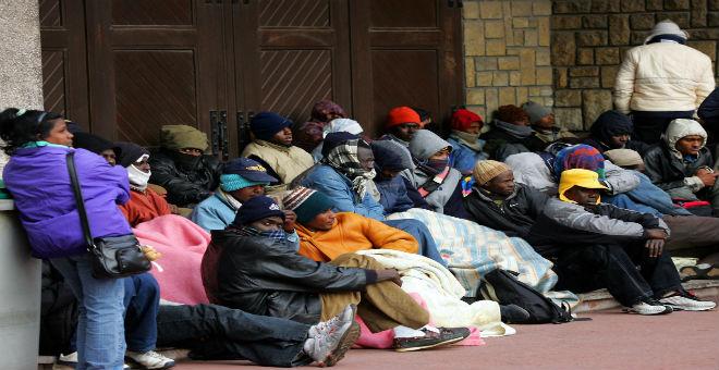 الجزائر استقبلت 16 ألف مهاجر معظمهم من جنوب الصحراء
