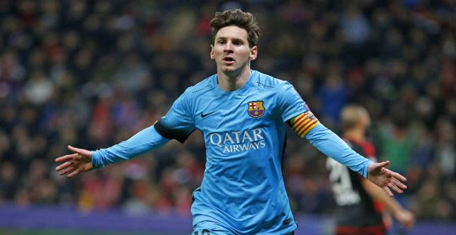 برشلونة يكشف حقيقة إصابة ميسي لجمهوره