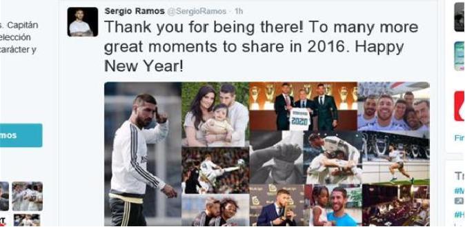 نجوم الكرة يتمنوا أن تكون سنة 2016 مليئة بالألقاب
