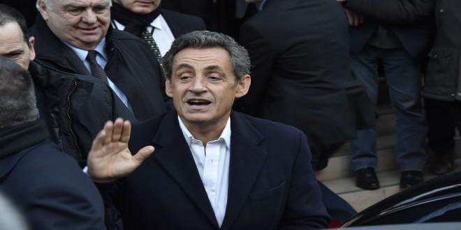 """نيكولا ساركوزي زعيم حزب """"الجمهوريين"""" بفرنسا"""