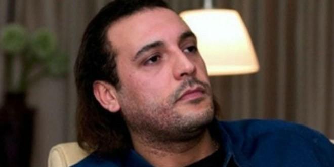 هنيبعل القذافي، نجل الزعيم الليبي الراحل معمر القذافي
