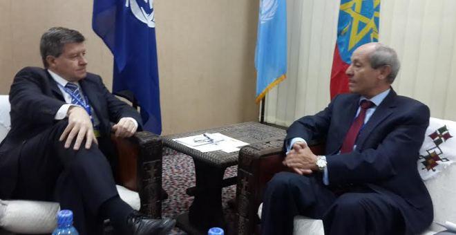 المغرب ينظم المنتدى الدولى الثالث للسياسات العمومية في مجال التشغيل بمراكش