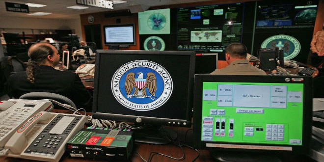 وكالة الأمن القومي بالولايات المتحدة