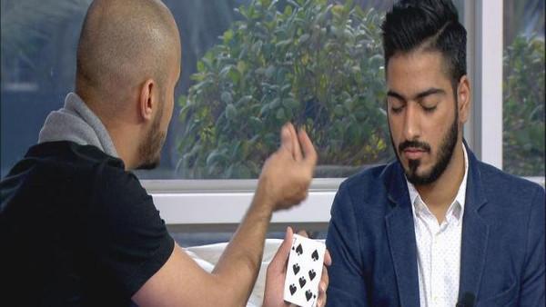 فيديو: شاب سعودي يهكر عقل مقدم صباح العربية على الهواء