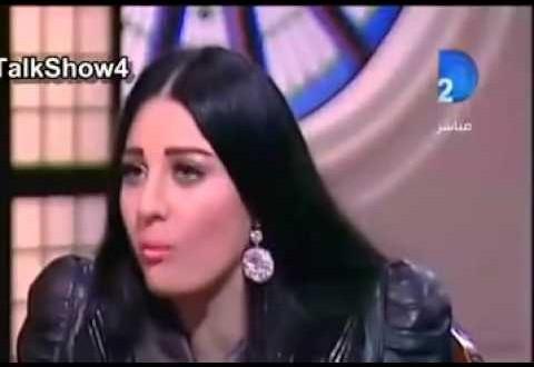بالفيديو: صافيناز تهاجم زوجة
