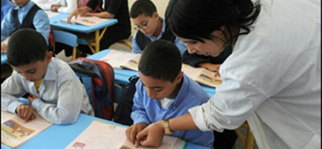 التلاميذ المغاربة ''حاضرون'' في مشروع ''قراءة'' عربي