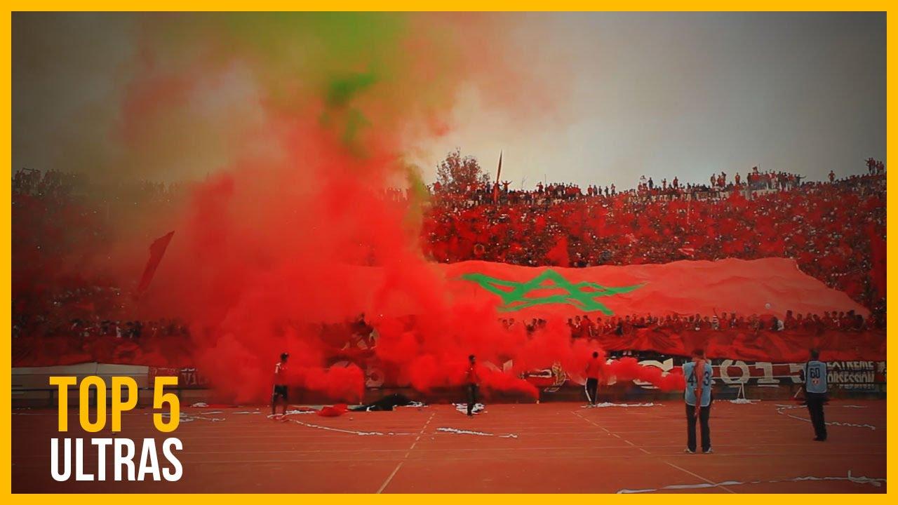 جماهير البطولة الاحترافية المغربية الأفضل عربيا