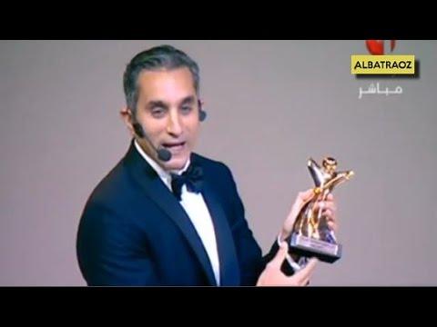 باسم يوسف يخطف الأضواء باللهجة التونسية