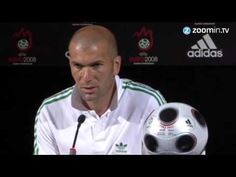 زيدان يتضامن مع بنزيمة أمام الفرنسيين