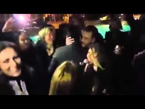 سميرة سعيد تحتفل بألبومها الجديد مع تامر حسني وأصالة