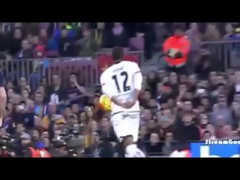 بالفيديو .. تعادل برشلونة أمام لاكورونيا