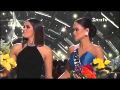 كولومبية فازت بتاج ملكة جمال الكون وبدقائق خسرته