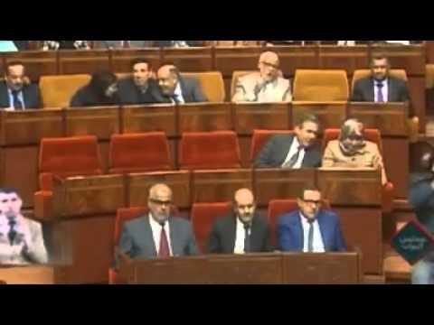 فيديو: المقرئ أبو زيد الإدريسي ينفجر في وجه بن كيران بمجلس النواب حول التقاعد