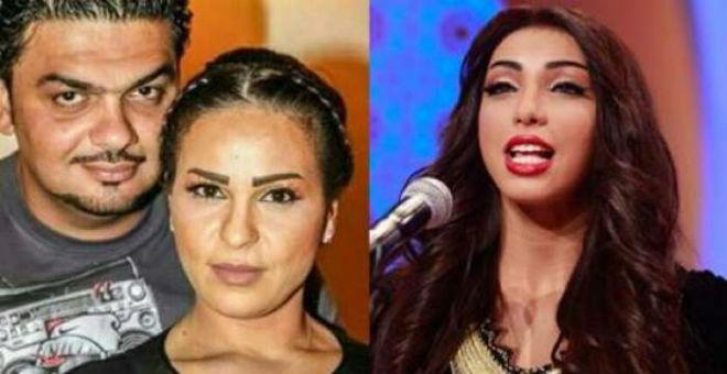 طليقة محمد الترك تهدد دنيا بطمة