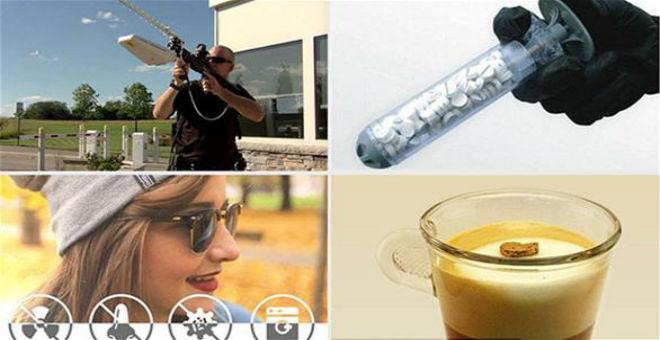 بالصور: أبرز 10 ابتكارات في 2015