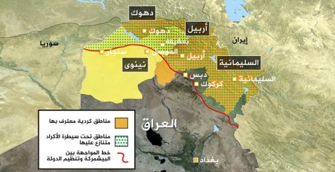 تطورات الوجود العسكري التركي في العراق وتداعياته المحتملة