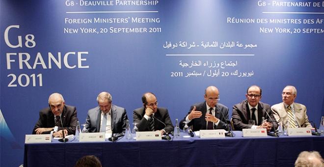 مجموعة السبعة وبلدان الربيع العربي: بحث عن شريك أم مُخاتلة استراتيجية؟