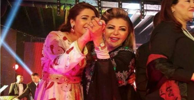 ديو غنائي يجمع هدى سعد بفلة الجزائرية