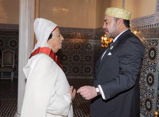 عاجل. وفاة الحاجب الملكي السابق إبراهيم فرج