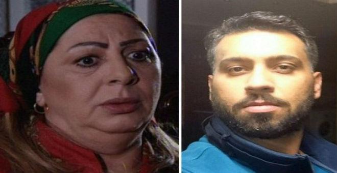 ممثلة سورية تتجوز بشاب في عمر أبنائها