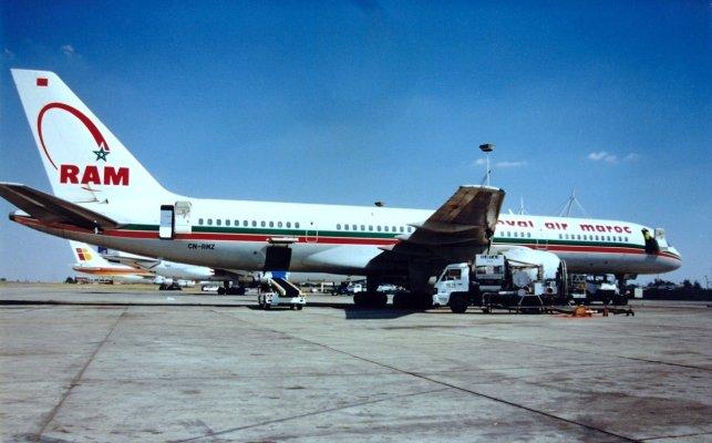ارتفاع حركة النقل الجوي التجاري الدولي عبر مختلف مطارات المغرب