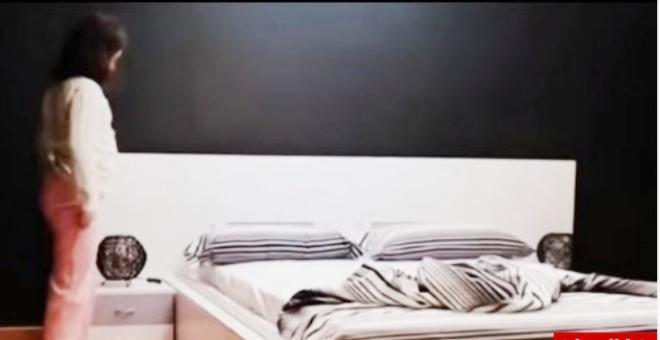 بالفيديو.. سرير يرتب نفسه بعد الاستيقاظ من النوم!