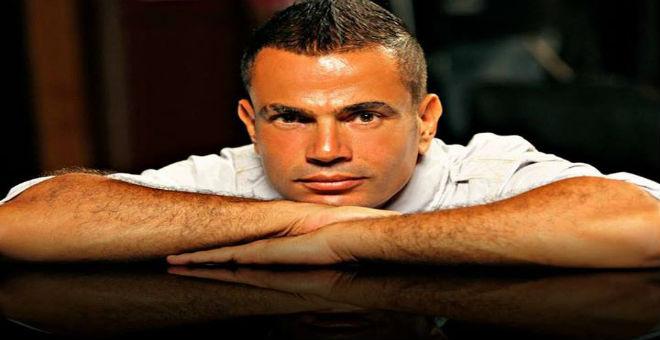 مغربية تدخل عمرو دياب القفص الذهبي من جديد