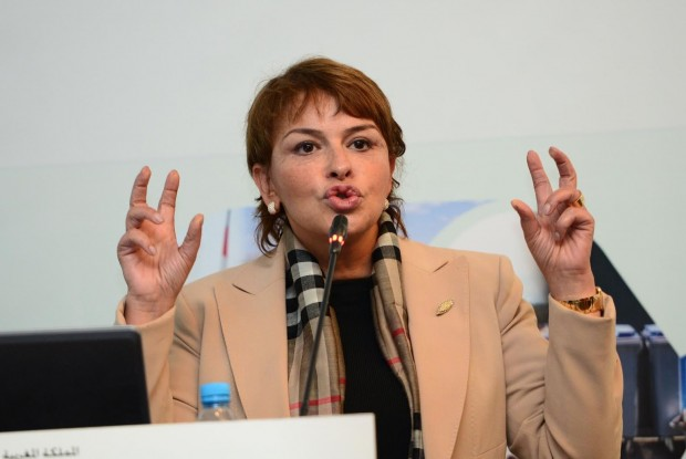 الحيطي تعلن رسميا احتضان المغرب لـ