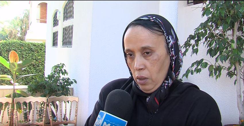 بالفيديو. شقيقة زليخة نصري: الراحلة وهبت عمرها كله لخدمة هذا البلد