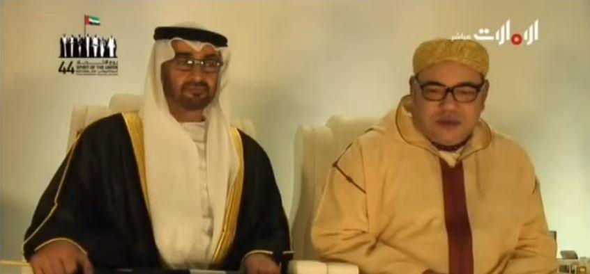 الملك محمد السادس يحل بالإمارات