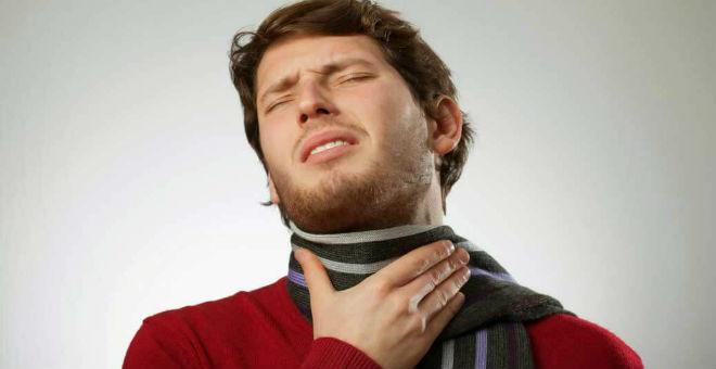 علاجات طبيعية سهلة للقضاء على التهاب الحلق