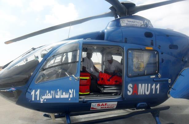 هل تحولت المروحية الطبية الإستعجالية إلى منقذ حقيقي للأرواح؟