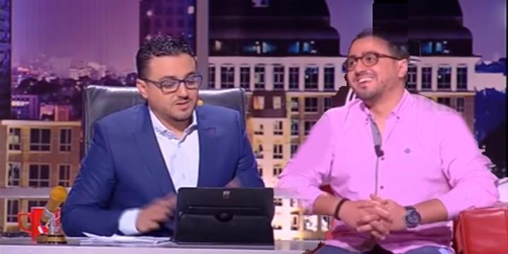 فيديو : رشيد شو يستقبل رشيد العلالي