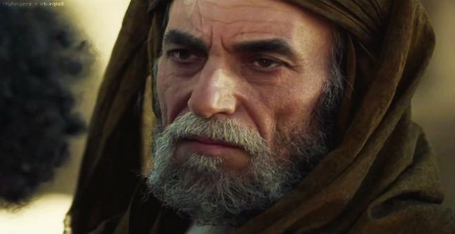 غسان مسعود يعلق على خبر وفاته