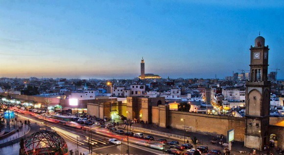 رصد أزيد من 33 مليار درهم لتنمية الدار البيضاء