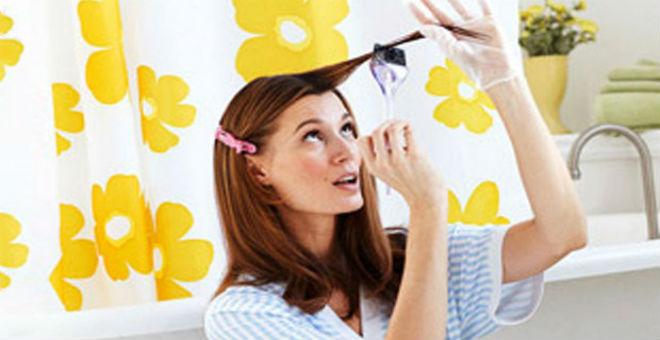 7 قواعد لصبغ الشعر في المنزل..احرصي على تطبيقها